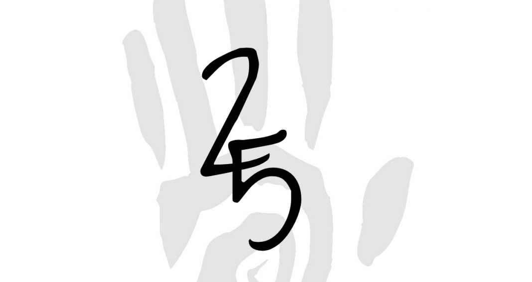 WE ARE 25!
